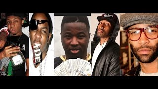 Troy Ave AT WAR with Kendrick Lamar, Mysonne, Joe Budden, Young Lito, Taxstone, Cananova 2x