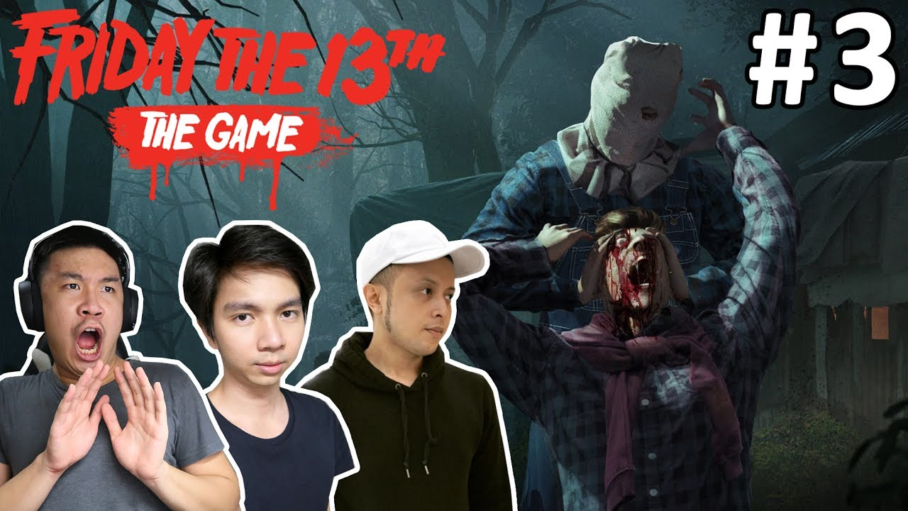 PokoPow Pengkhianat! - Friday the 13th: The Game (w