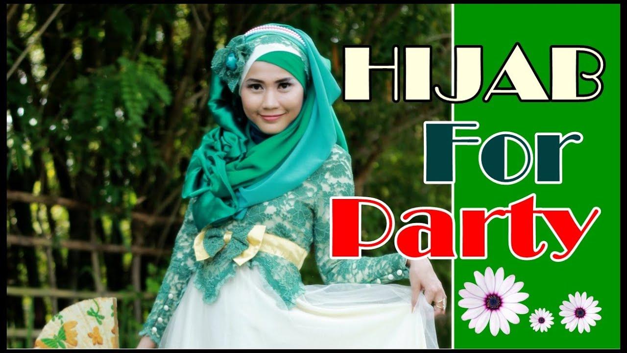 Tutorial Hijab Pashmina Wisuda Pesta Pre Wedding Oleh Didowardah