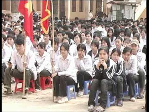 Ca trù tại Trường THPT Cao Bá Quát-Quốc Oai năm 2008