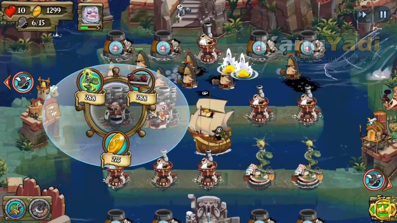 Pirates Legend TD Stage 12 Lands End 3 Hard