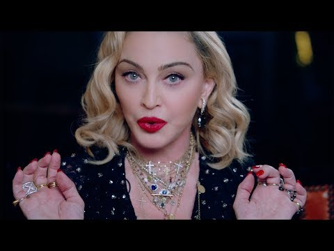 Madonna Announces Upcoming Tour