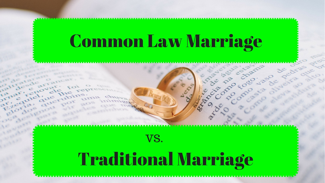 How to Prove a Common-Law Marriage in Texas