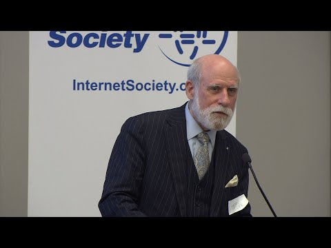 Communication in Space - Vint Cerf