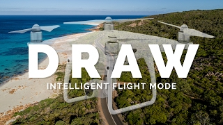 Draw Intelligent Flight Mode DJI Phantom 4 Pro In-Depth Guide | AIRSPACE FIELD TESTS