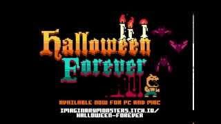 Halloween Forever - 8-bit Halloween Adventure Platformer trailer