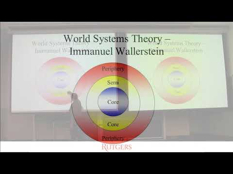 Introduction to International Relations: Marxism and World Systems Theory