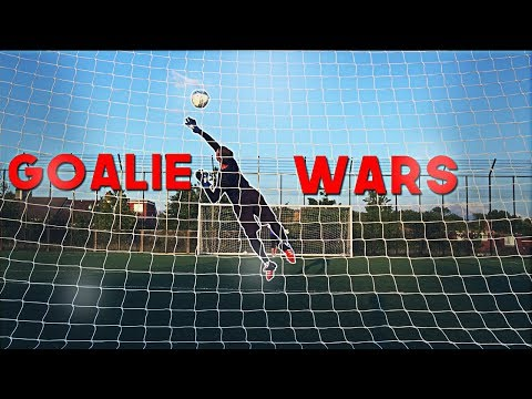 Goalie Wars! #2! vs The Keepers Diary