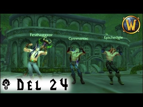 Capital Gardens - Dire Maul | World of warcraft på svenska | Del 24