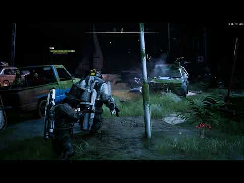 Mutant Year Zero: seed of evil pt 5 The Crash!! |