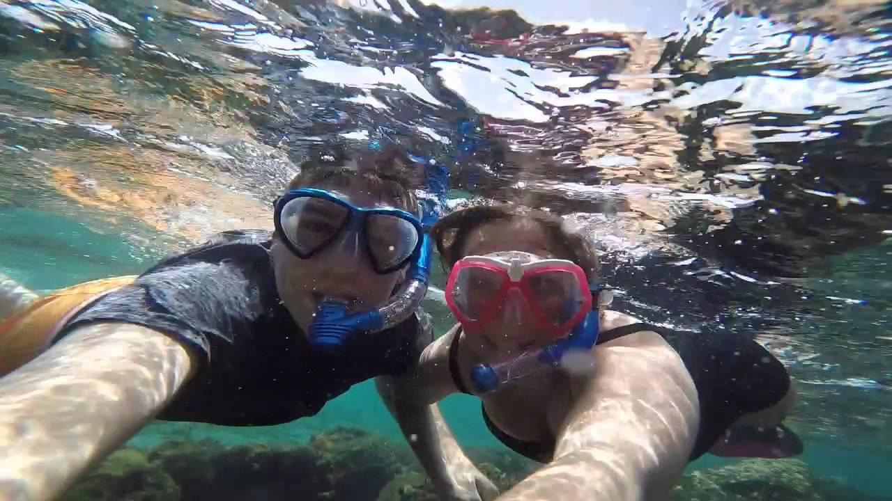 Snorkeling West Palm Beach Peanut Island Florida