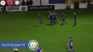 Shels v Waterford FC 17/3/2017