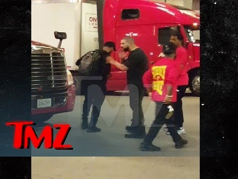 Drake Freaks Out After Multi-Million Dollar Jewelry Heist