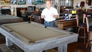Cimmaron Pool Table by Legacy Billiards Call 480-792-1115
