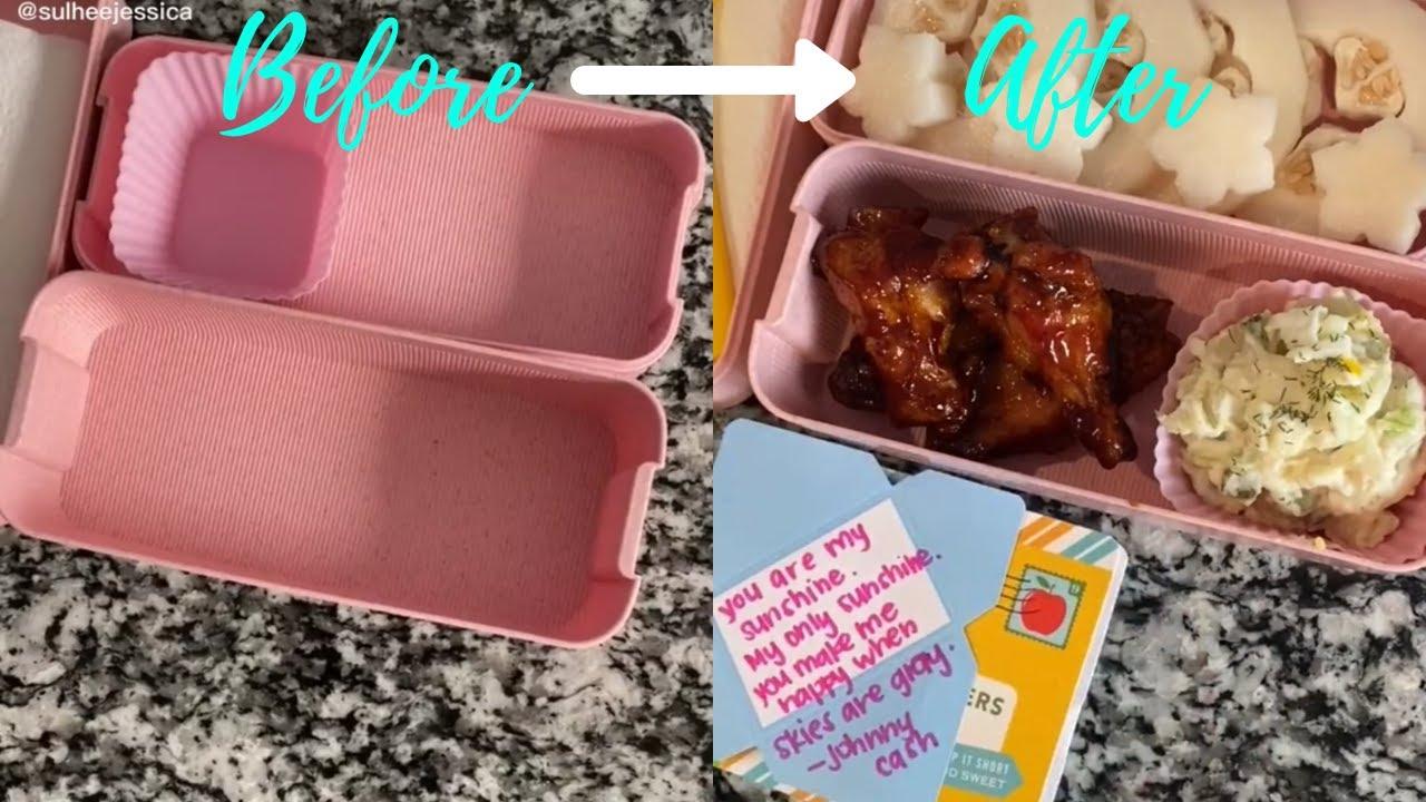 Tiktok Bento Box Compilation Tiktok Food Youtube