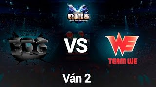 14082016 edg vs we lpl he 2016ban ketvan 2
