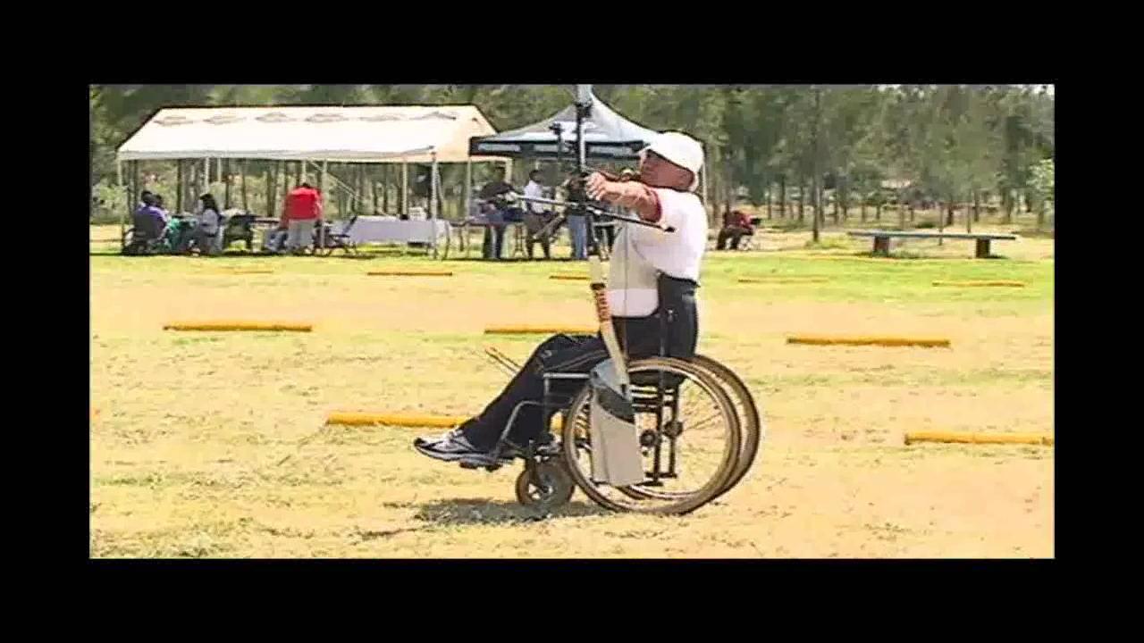 Juegos En Silla De Ruedas San Luis Potosi Mov Youtube