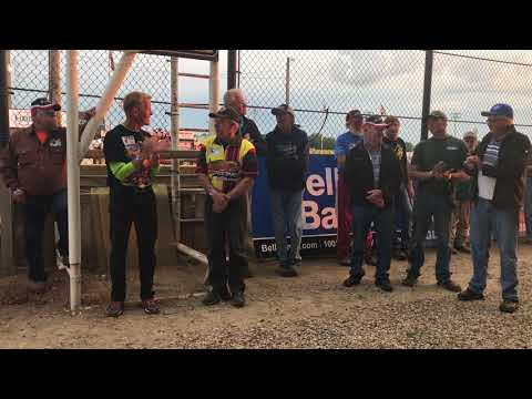 2017 Alexandria Viking Speedway Hall of Fame