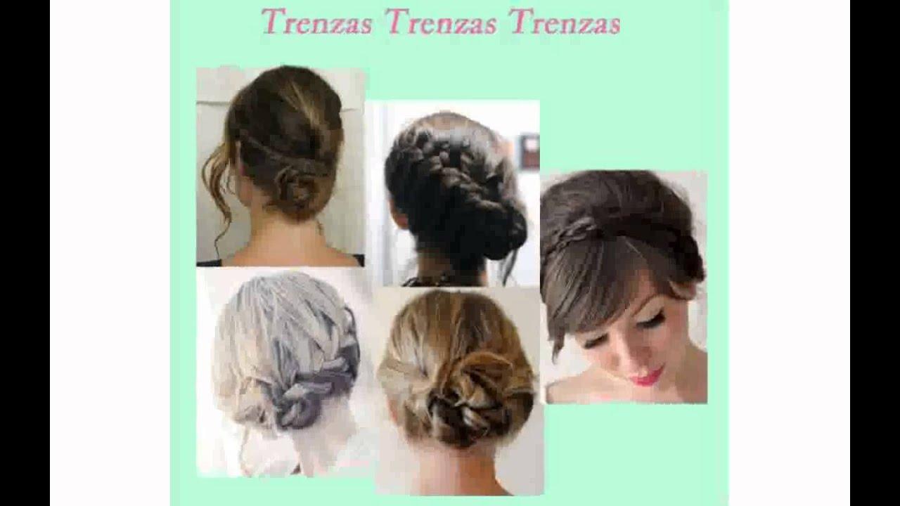 Impresionante Peinados Para Bodas Invitadas Media Melena Las