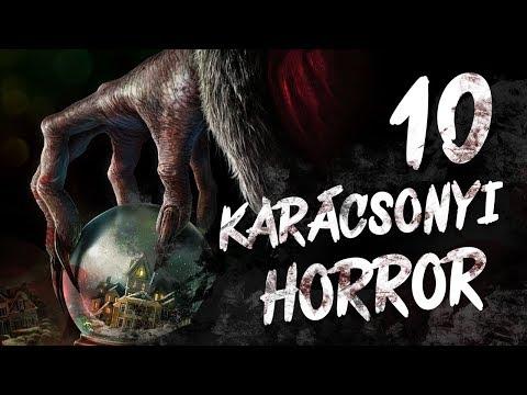 10 KARÁCSONYI Horror, Amit Látnod KELL