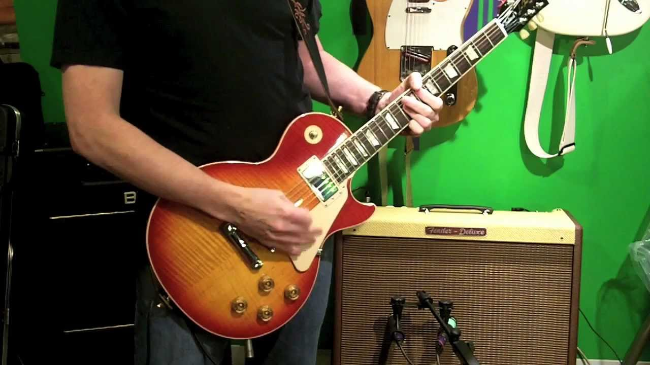 guitar tone gibson les paul vs gibson sg youtube. Black Bedroom Furniture Sets. Home Design Ideas
