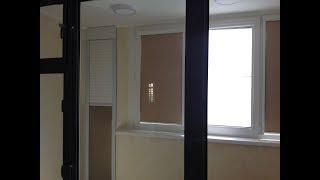 Утепление и отделка лоджии/балкона гипсокартоном