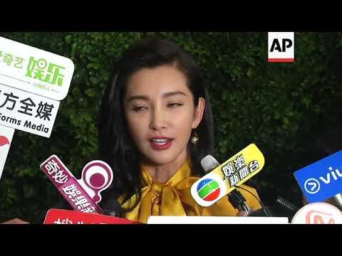 Li Bingbing and CL open new Tory Burch store in Hong Kong