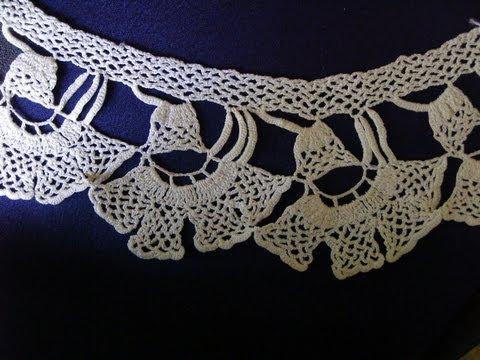 σχέδιο για πλέξιμο με βελονάκι σχέδιο δαντέλας.Irish Crochet pattern crochet lace pattern