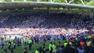Huddersfield v Arsenal last game of the season