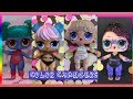 watch he video of 💦Which LOL dolls Color Change?   LOL Surprise Confetti Pop Series 3 Big Sisters 💙