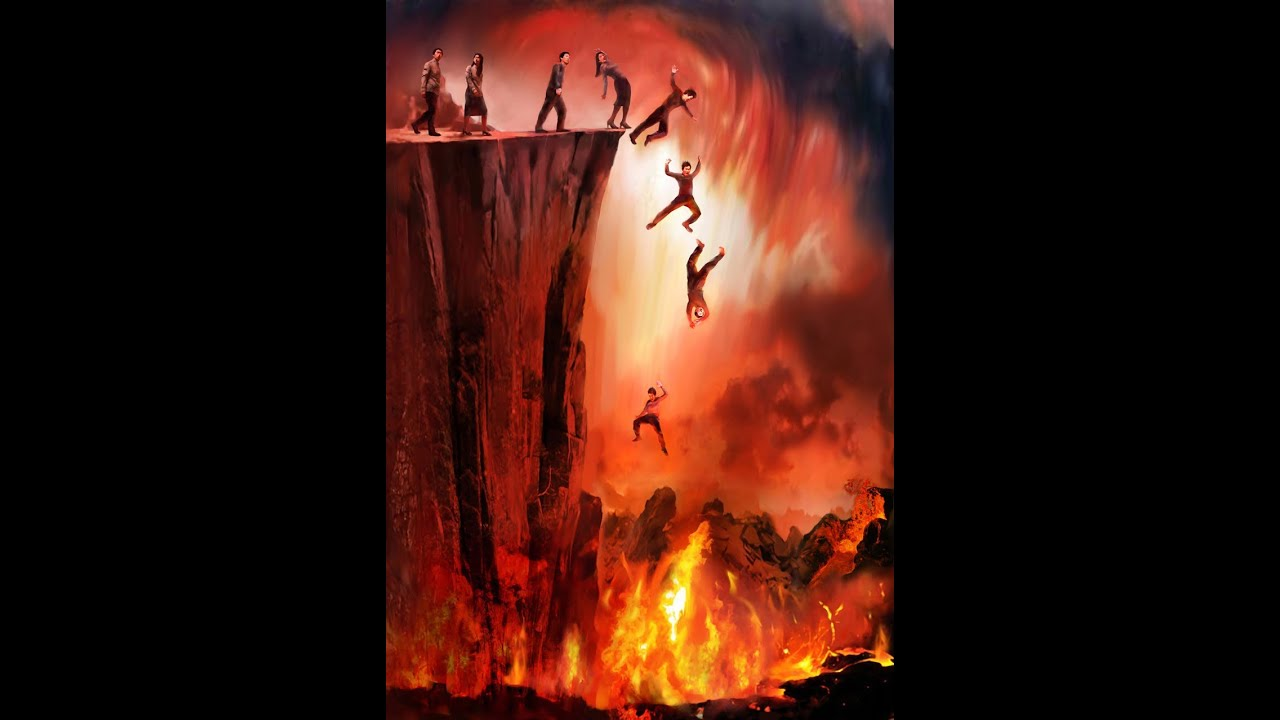 The narrow door-WARNING-many Christians will go to hell!!! Apostle John Herlihy : hells door - Pezcame.Com