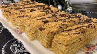 Торт Королева для любителей рассыпчатой выпечки с фундуком Cake Queen Թխվածք Թագուհի