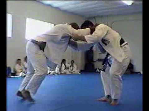 Brazilian Jiu Jitsu Demonstration