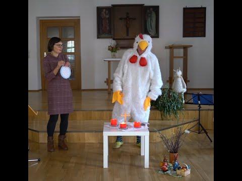Oster-Kindergottesdienst