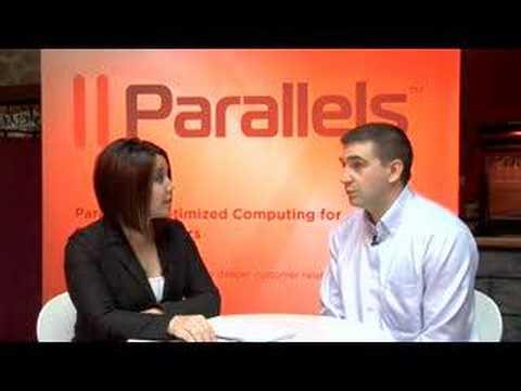 WHIR TV Interviews Serguei Beloussov of Parallels