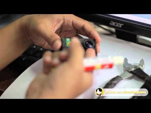 Cara Mudah Mengganti Lensa SJCAM SJ4000