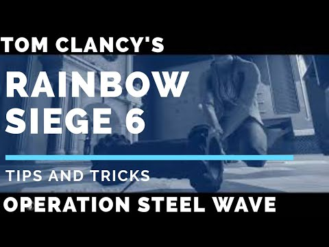 How to Play Rainbow Six Seige on PC Operation Steel Wave 6 Deluxe edition (2020) | Gaming Drive |