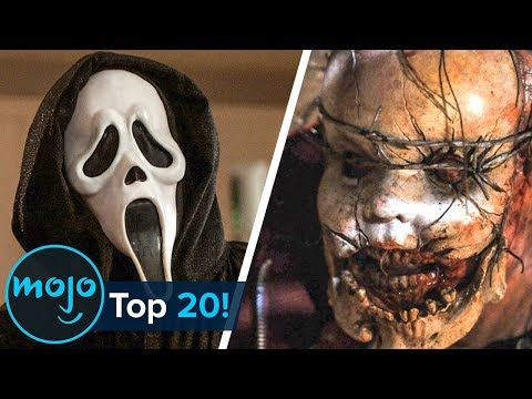 Top 10 Iconic Horror Movie Masks