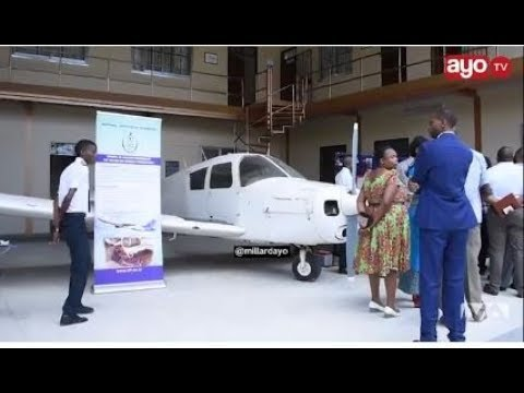 Waziri Kamwelwe atangaza NIT kufundisha mafundi wa ndege, marubani