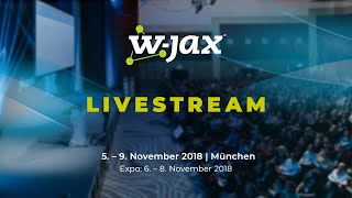 W-JAX 2018: How the Future of Software has to be Different - Johannes Nicolai