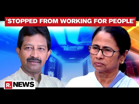 TMC Minister Rajib Banerjee Claims Party Not 'Allowing Him To Work For People' thumbnail