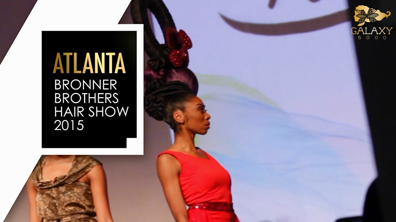 Bronner Bros Hair Show 2017 With Galaxy 5000