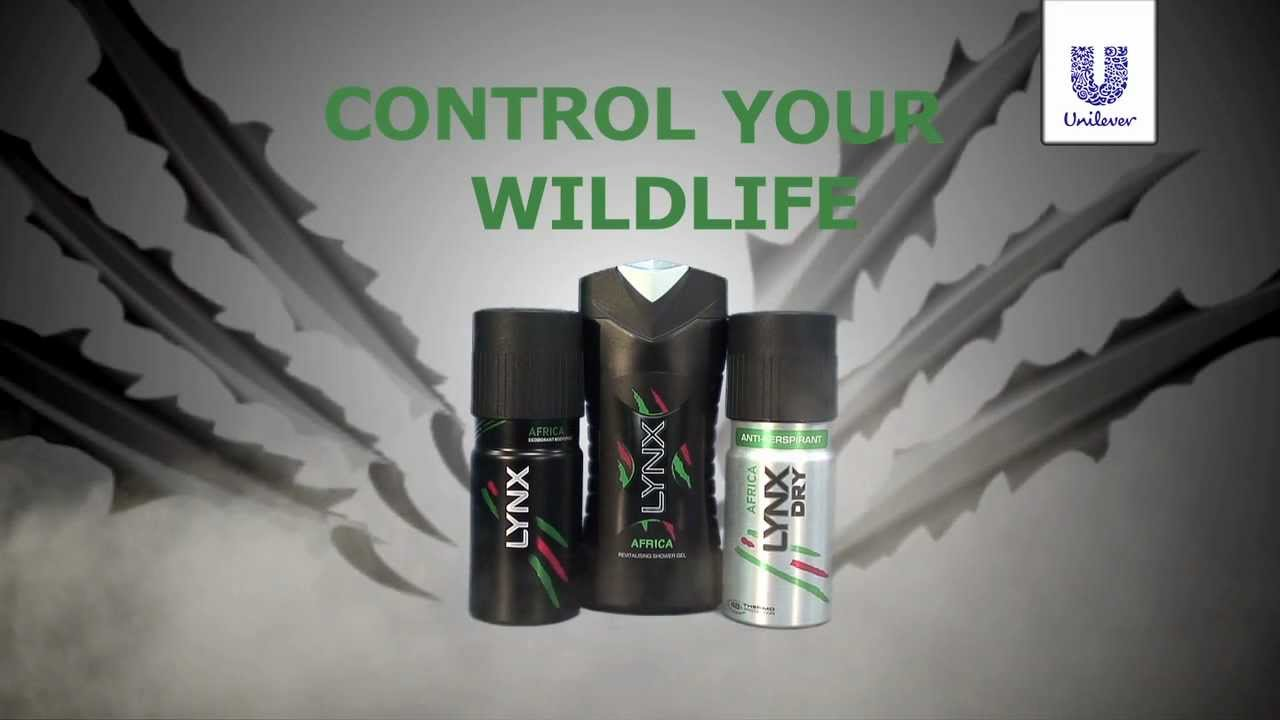 Lynx Africa Lion King Advert (90)