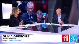 Olivia Grégoire, députée LREM de Paris