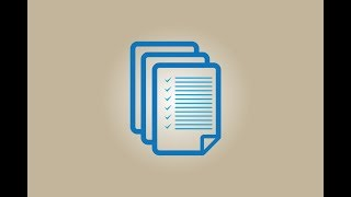 How To Create Invoice Icon Design Adobe Illustrator CS6