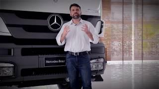 Mercedes-Benz Caminhões Axor 3344 6x4 Cavalo Mecânico