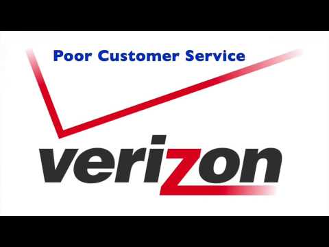 Terrible Verizon Service - Leads to Canceling Account