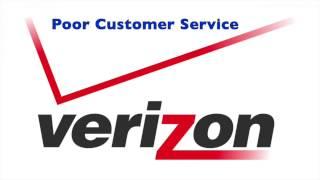 Verizon witeless customer service
