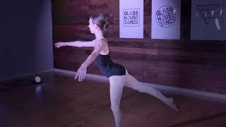 Glass House Dance: Ballet Example