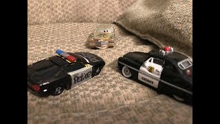 Cars: Redline Clip 2-Hot Pursuit (Starring Beadlesr and Rusteze 95!)